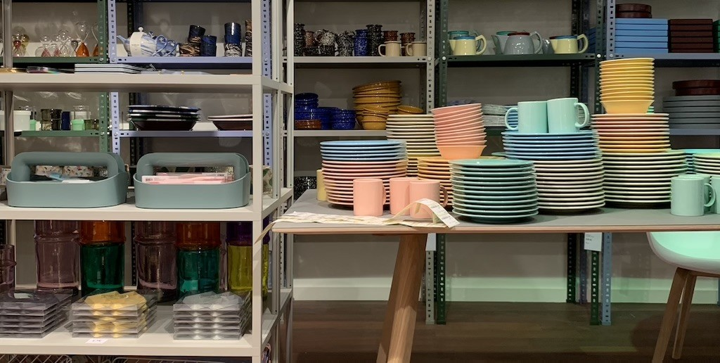 HAY Kitchenmarket bei Design Bestseller in Paris