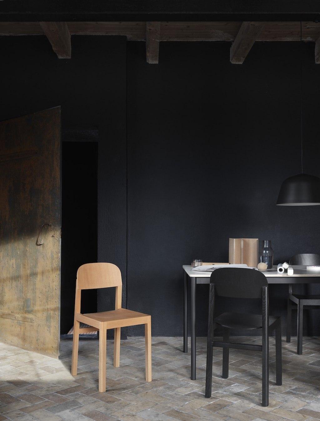 Designlieblinge: Workshop Chair von Muuto