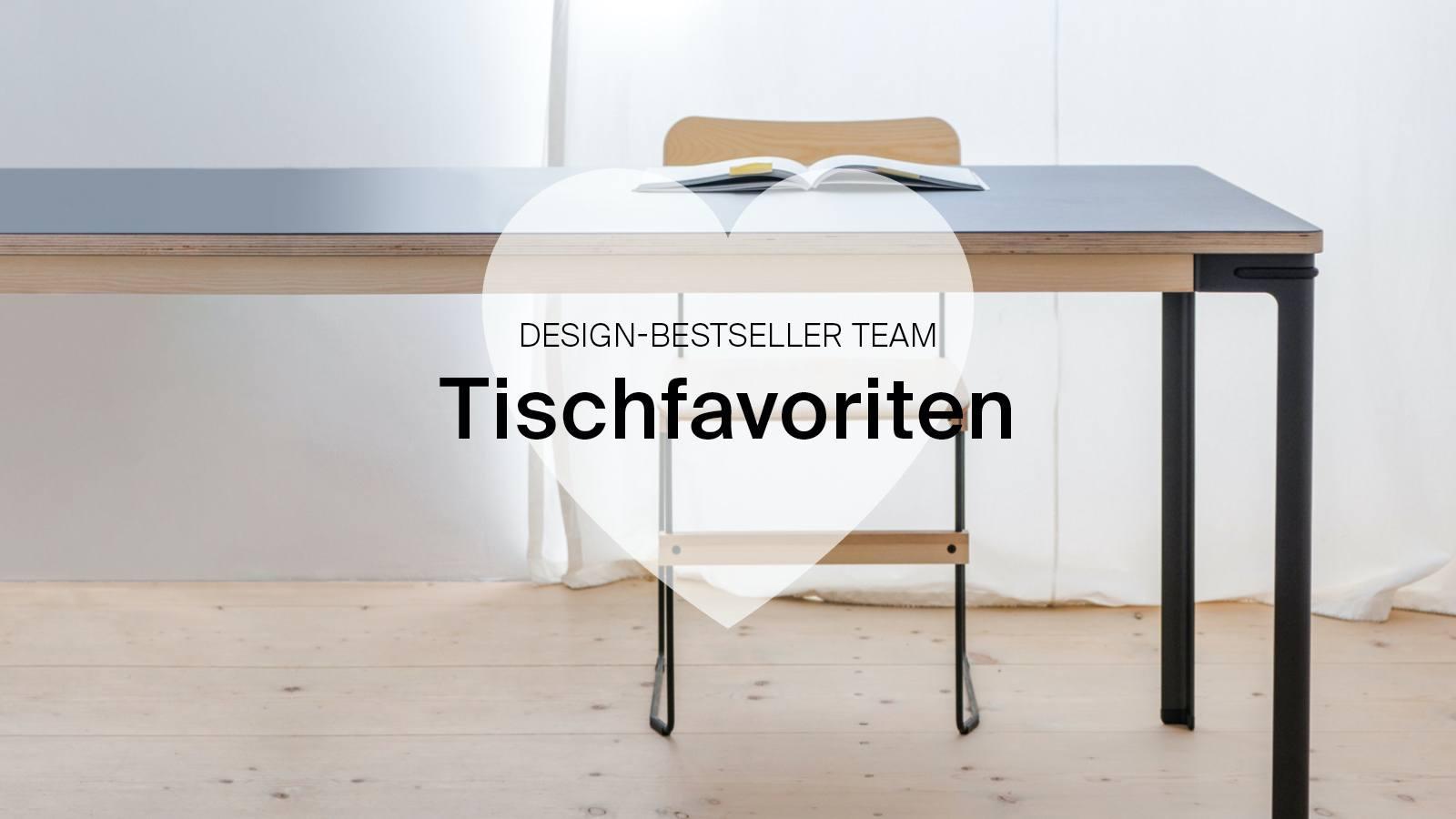 Tischfavoriten aus dem Design Bestseller Team - DESIGNBLOG