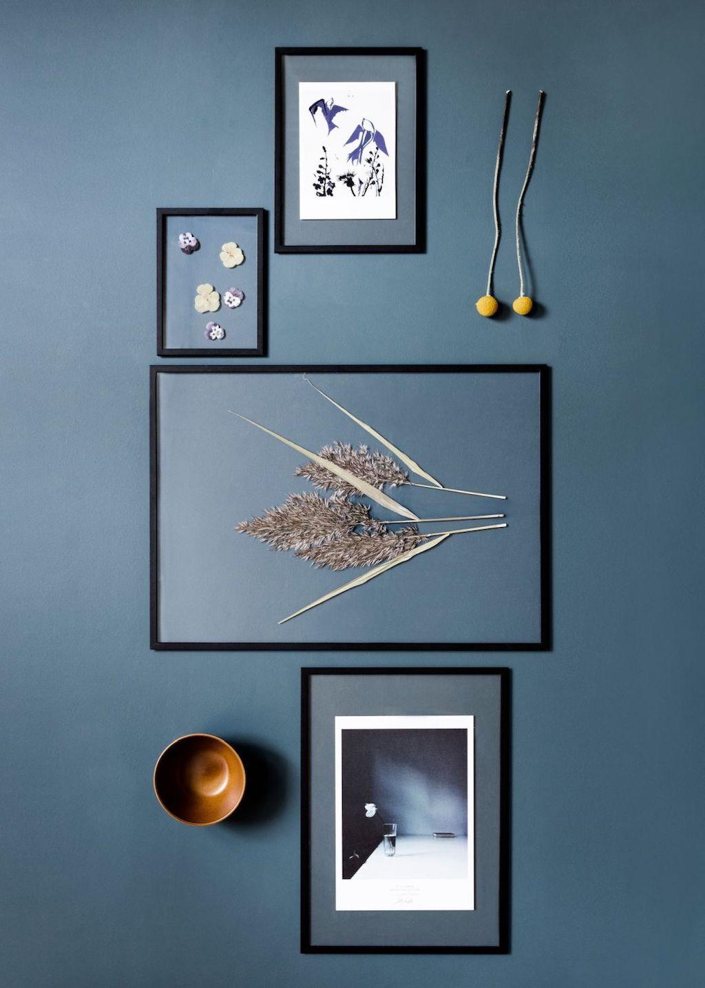 Moebe Rahmen als Stilleben mit getrockneten Planzen und PrintsLast Minute Christmas - Geschenkideen für Kurzentschlossene