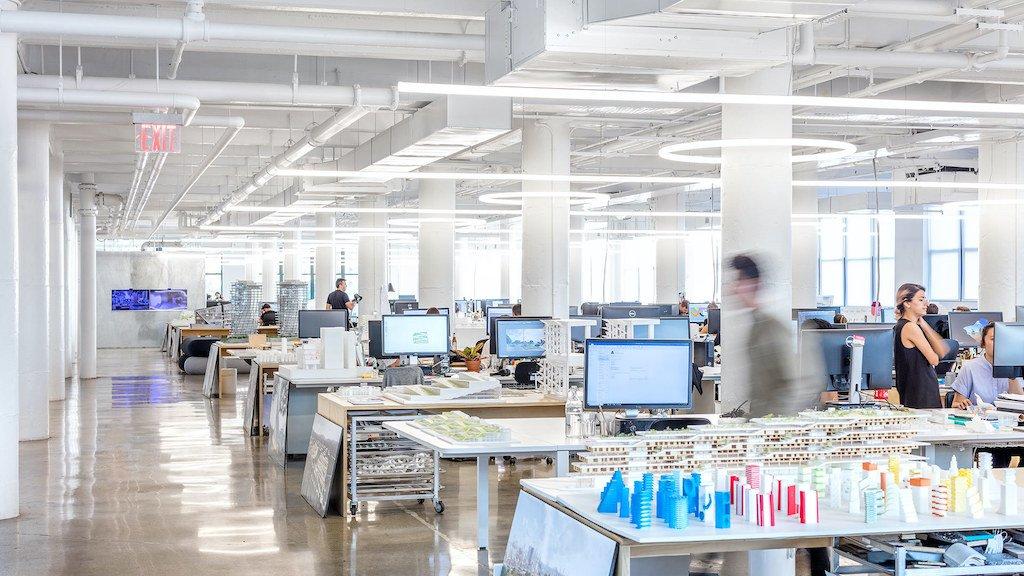 BIG Office in New York City