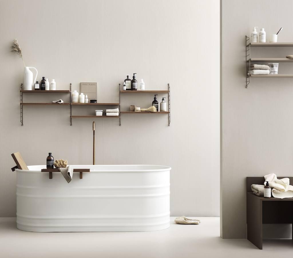 Stauraum im Badezimmer: Platz für Tiegel und Tuben