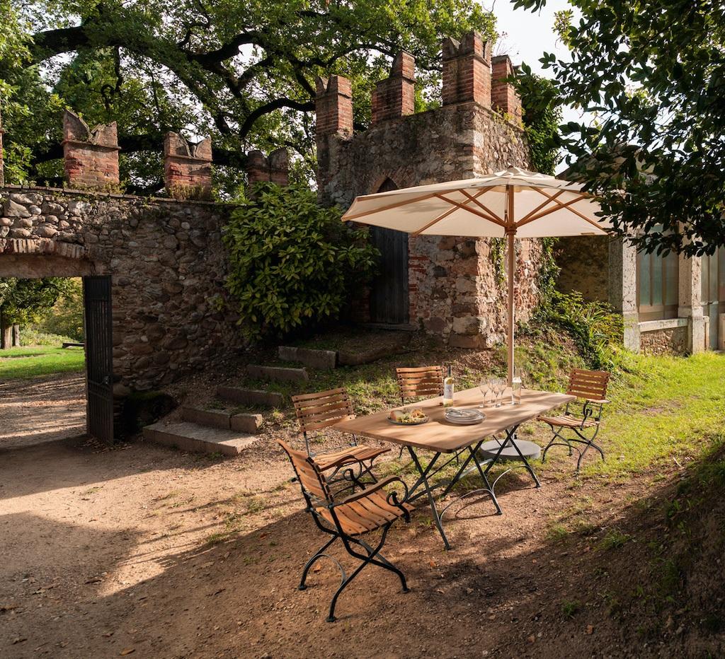 Klassische Gartenmöbel: Alles andere als altbacken