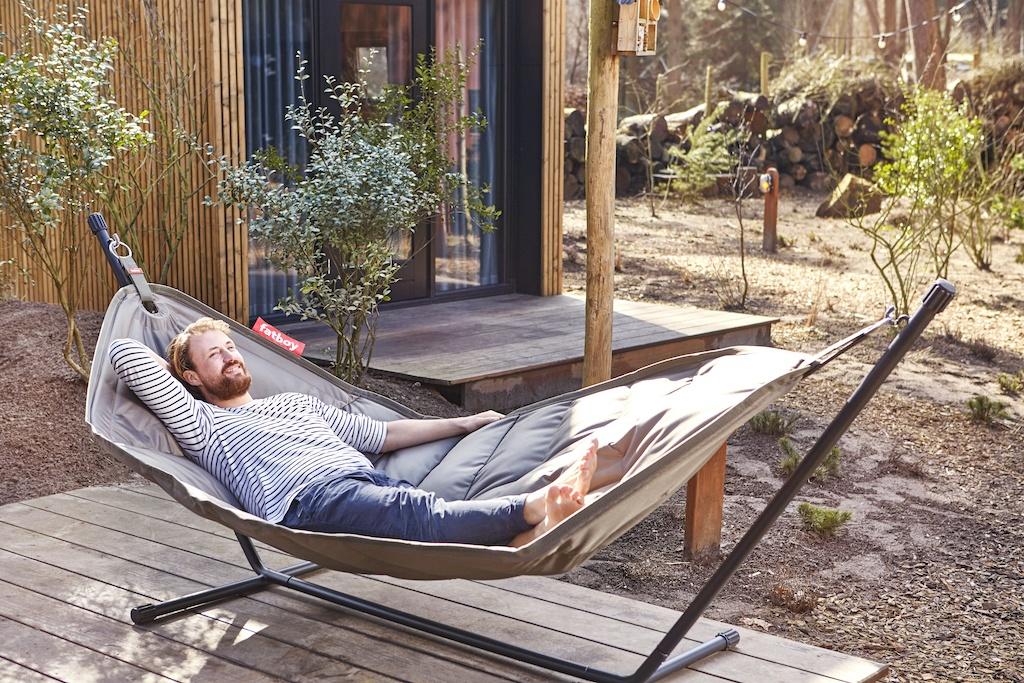 10 praktische Gartenaccessoires Fatboy Headdemock
