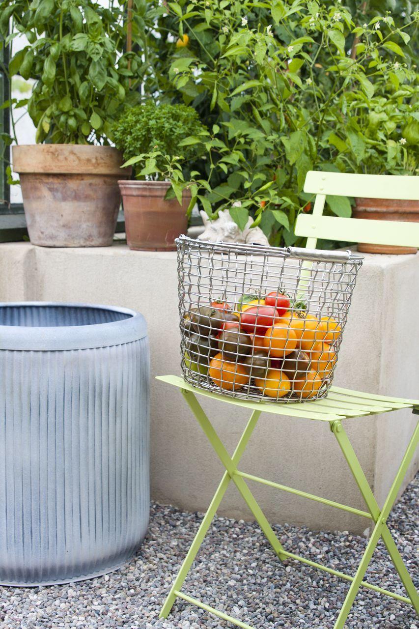 10 praktische Gartenaccessoires Korbo Classic Korb