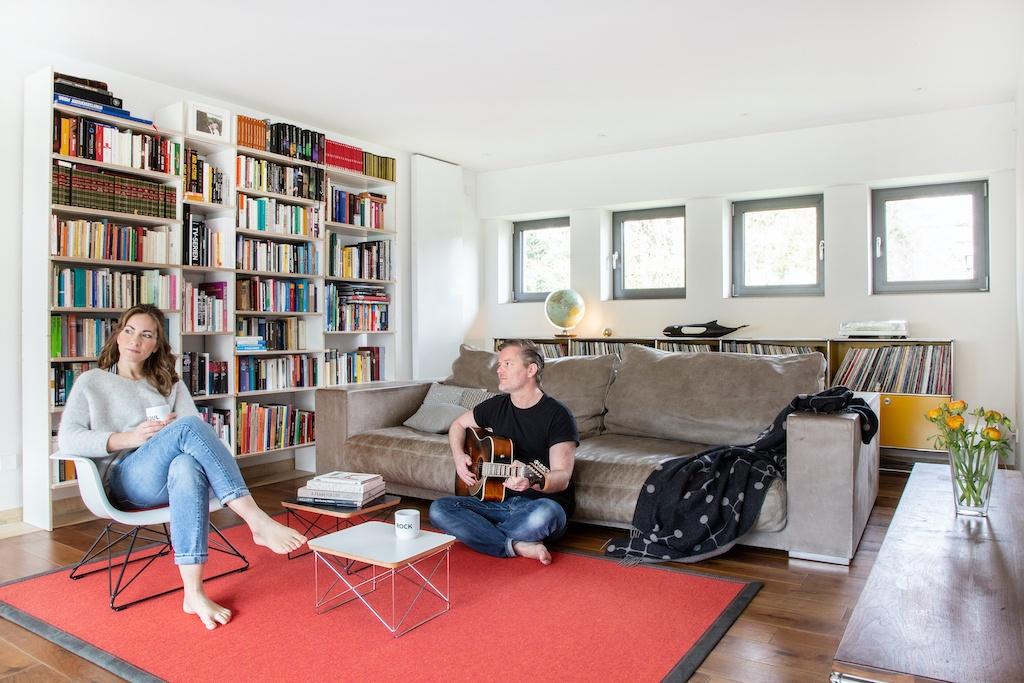 Homestory mit Shari Dietz - Zuhause vor den Toren der Stadt