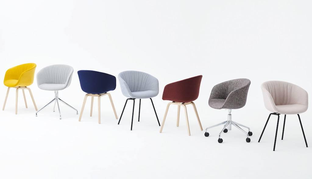 Neues von HAY: About A Chair Eco