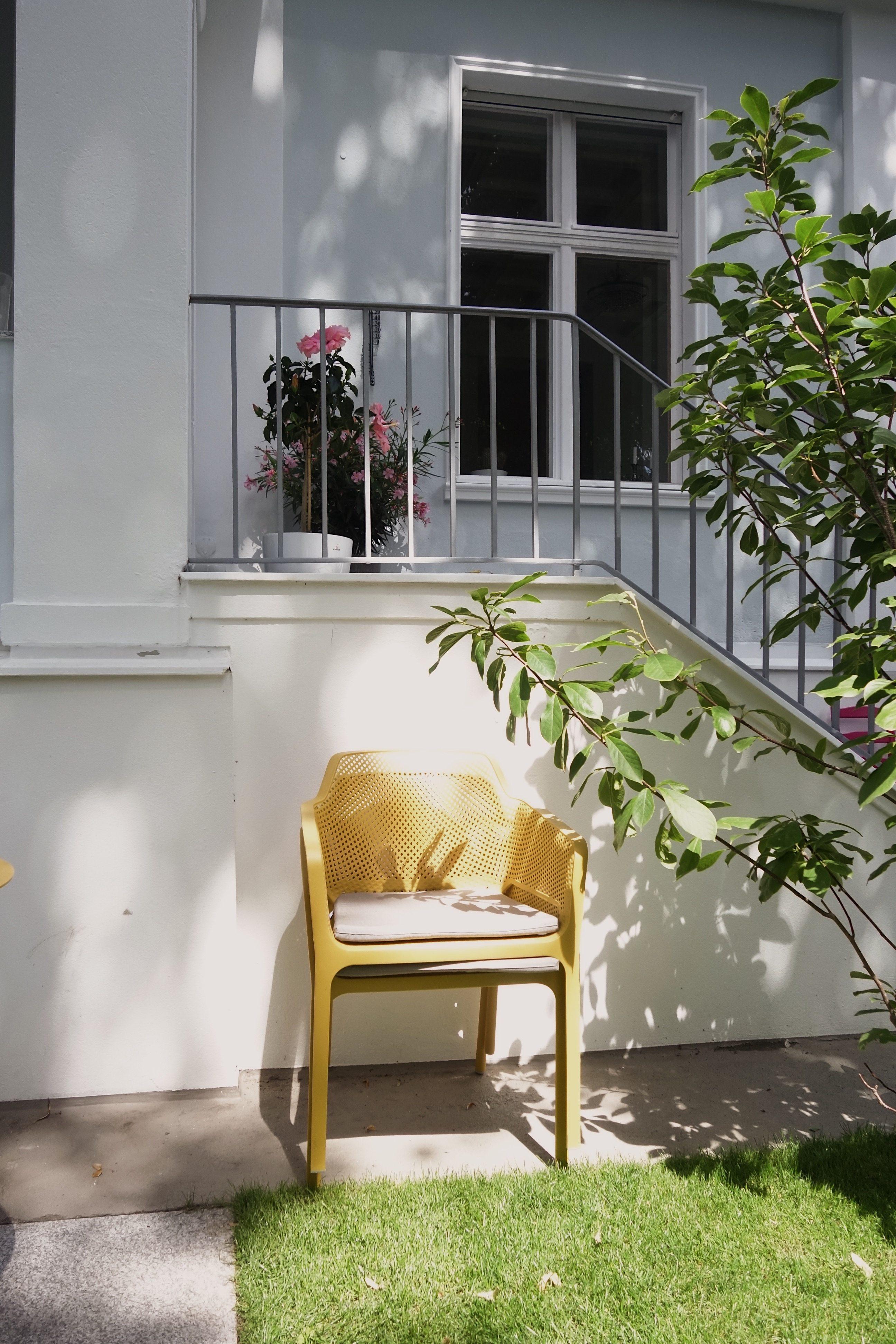 Gartentraum am Stadtrand: Homestory und Interview mit Elena