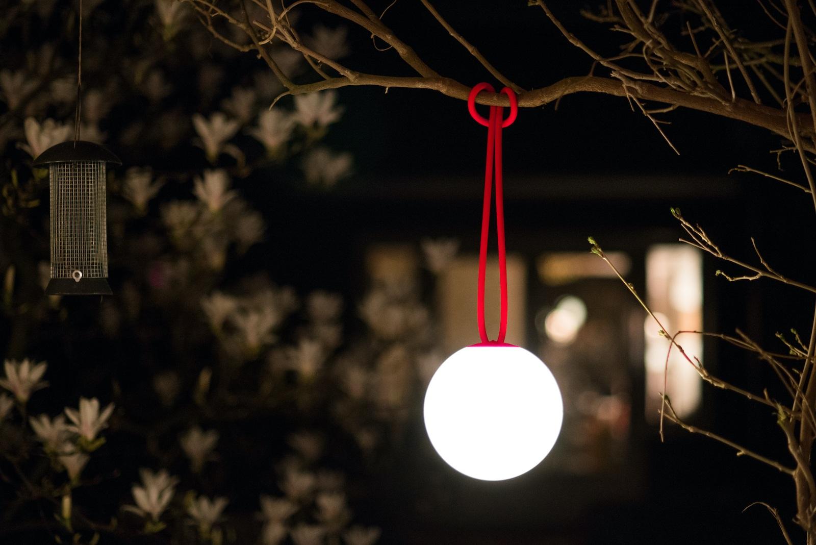 Neues vom Lichtprofi: Kabellose Outdoorleuchten im Herbst