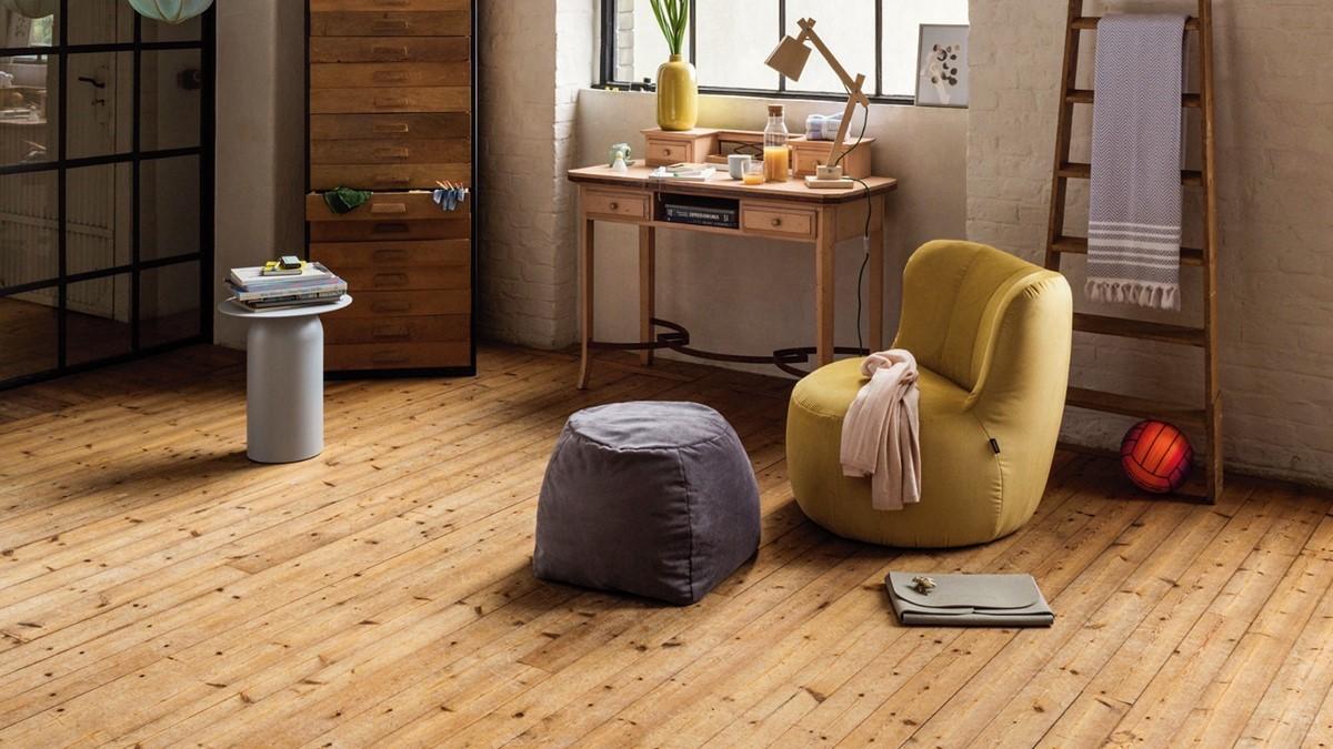 Freistil 173 Sessel von Freistil Rolf Benz in gelb