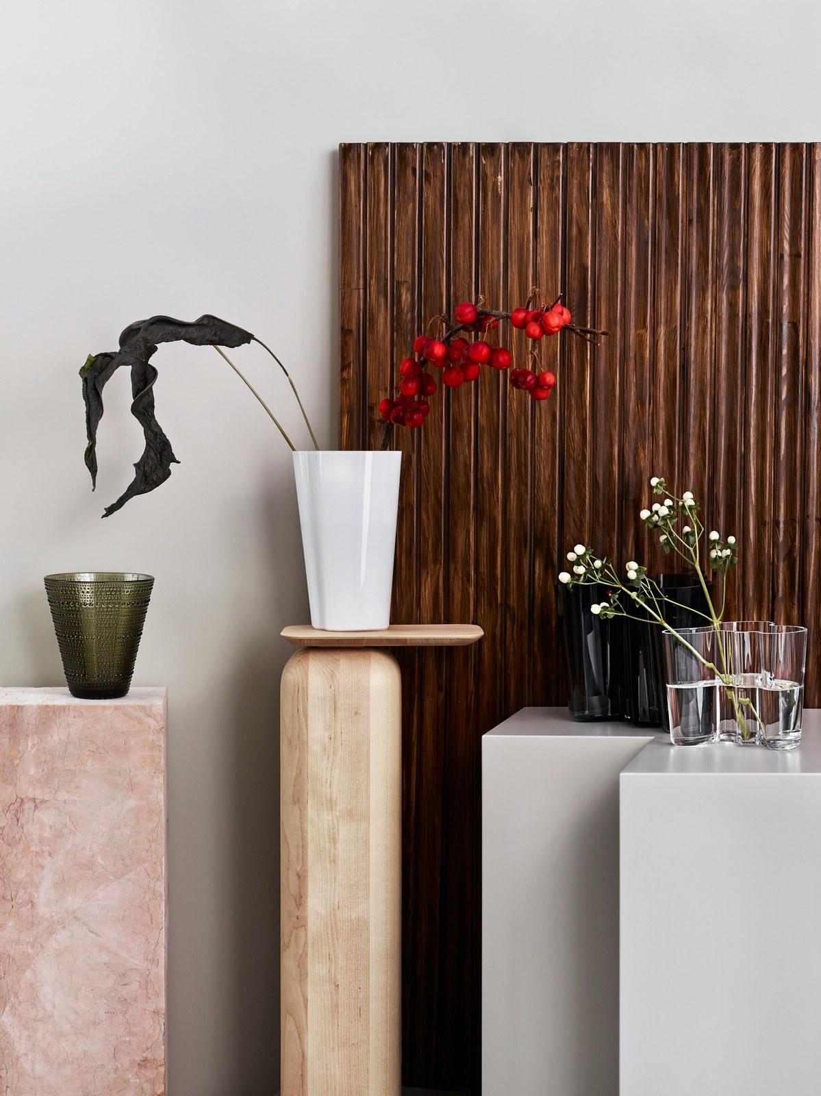 5 Essentials im Herbst - Aalto Vasen von Iittala