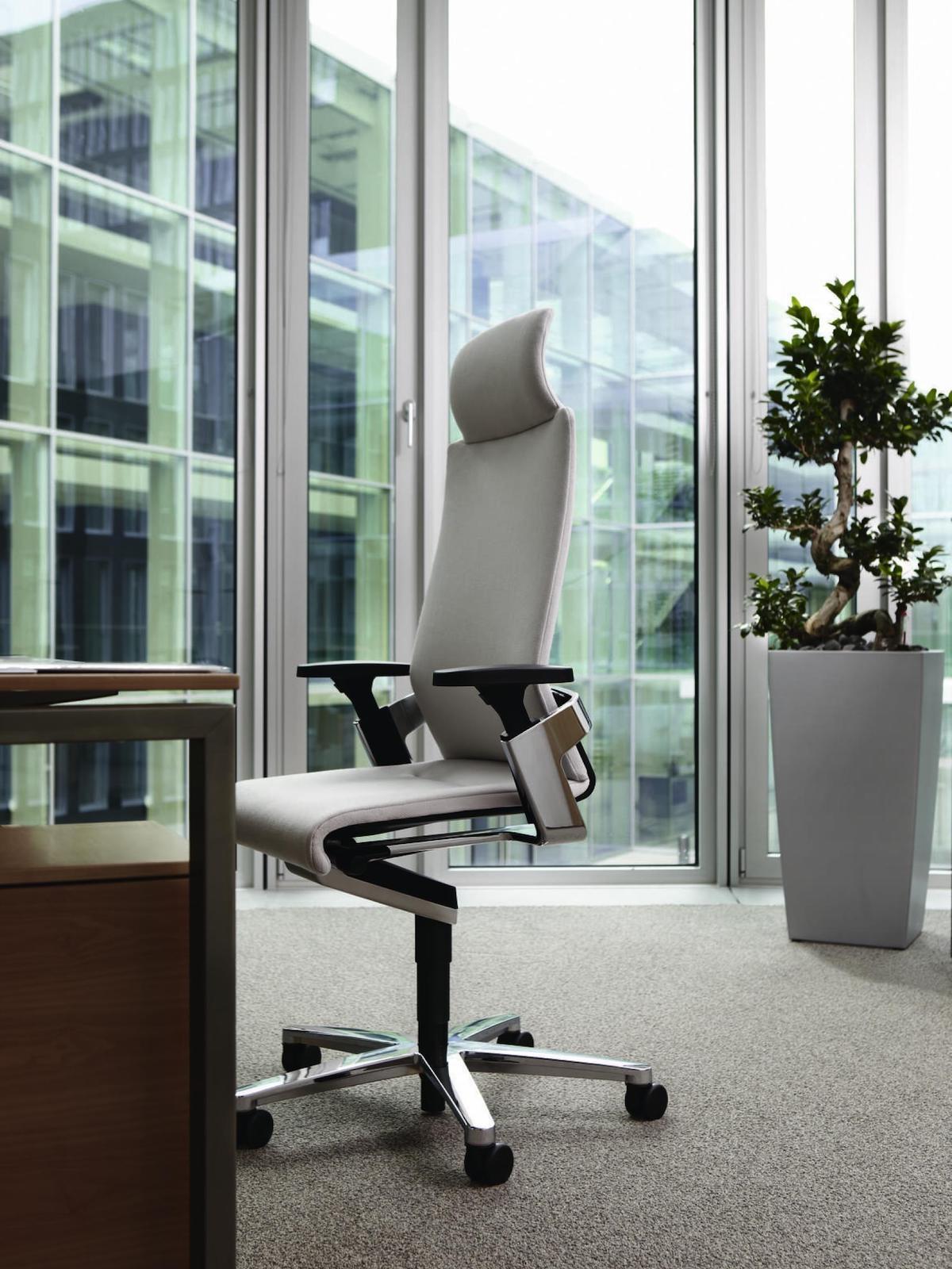 Free to Move - ON Bürodrehstuhl von Wilkhahn