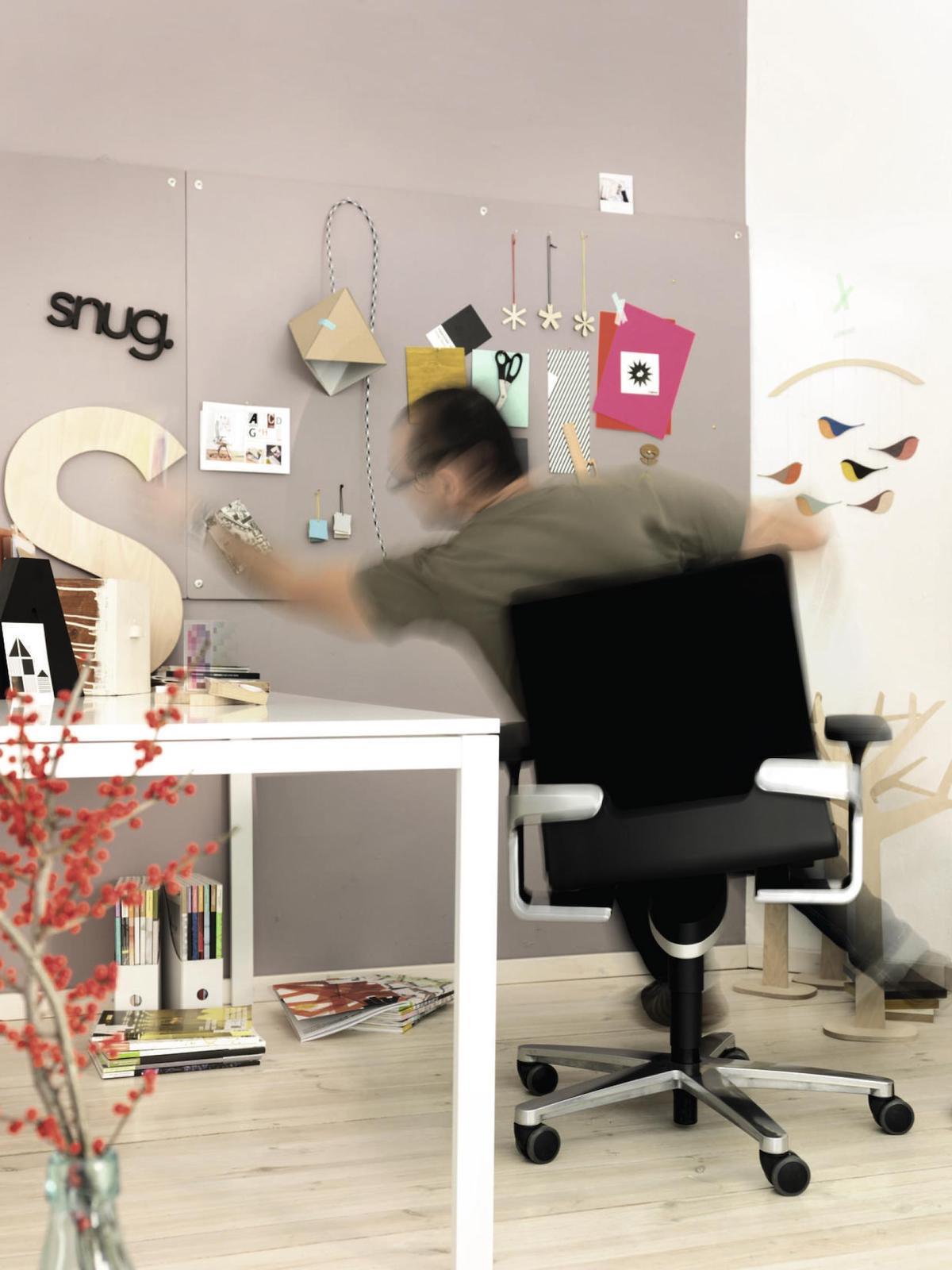 Free to Move - mit Wilkhahn den richtigen Bürostuhl finden