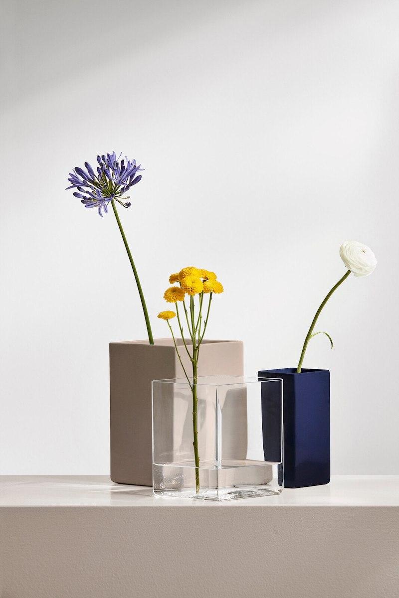 RUUTU Blumenvasen von Iittala