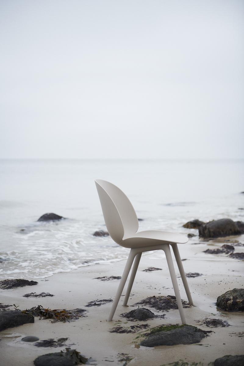 Beetle Outdoor Chair von GUBI – ein Käfer auf neuen Wegen