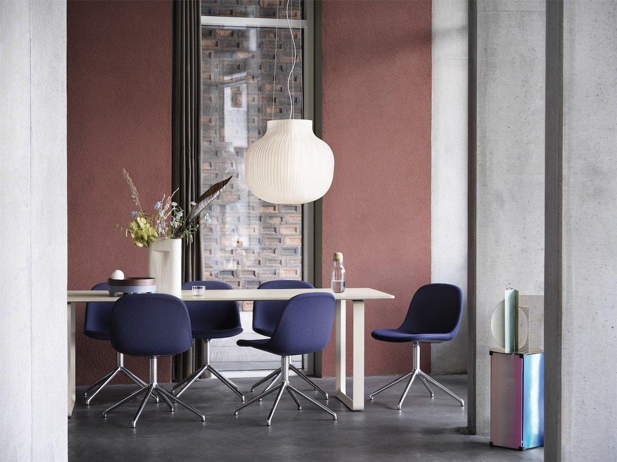 Muuto Fiber Chair - schlichtes Schmuckstück