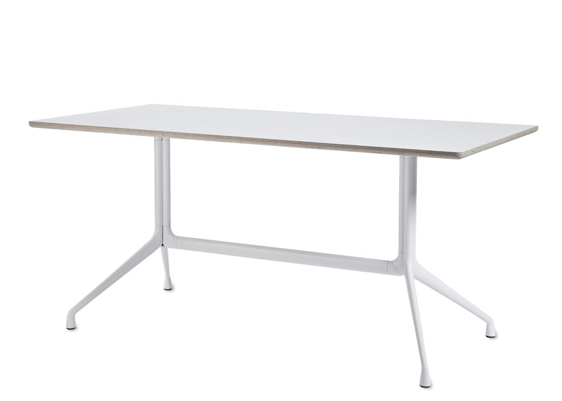 HAY About A Table AAT10 - 160 x 80 cm - weiß WIDTH=