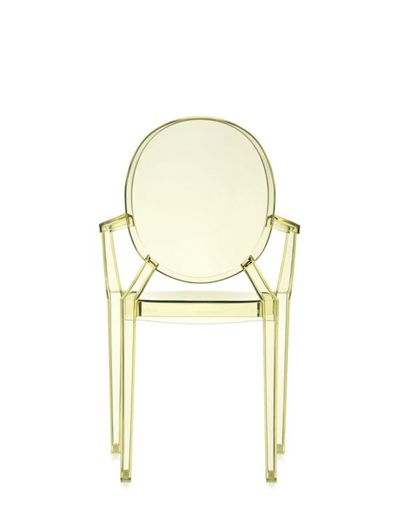 Kartell louis ghost gelb 5