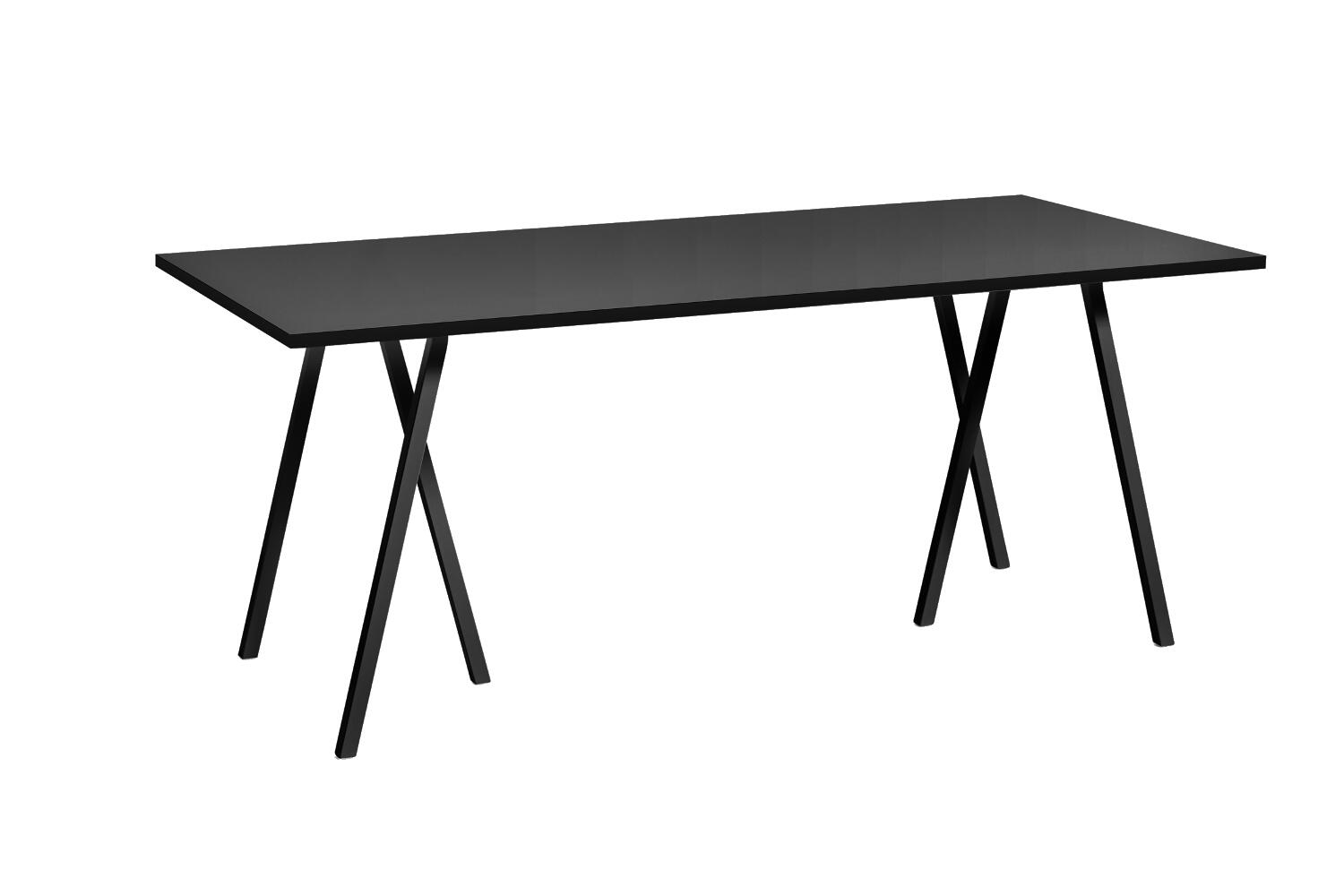 Loop Stand Table S - schwarz