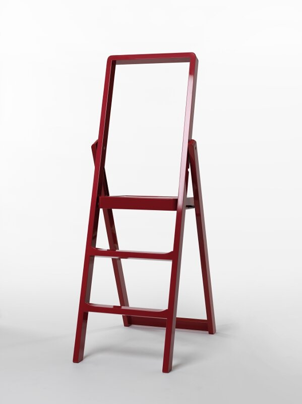 Design House Stockholm Step Leiter - rot