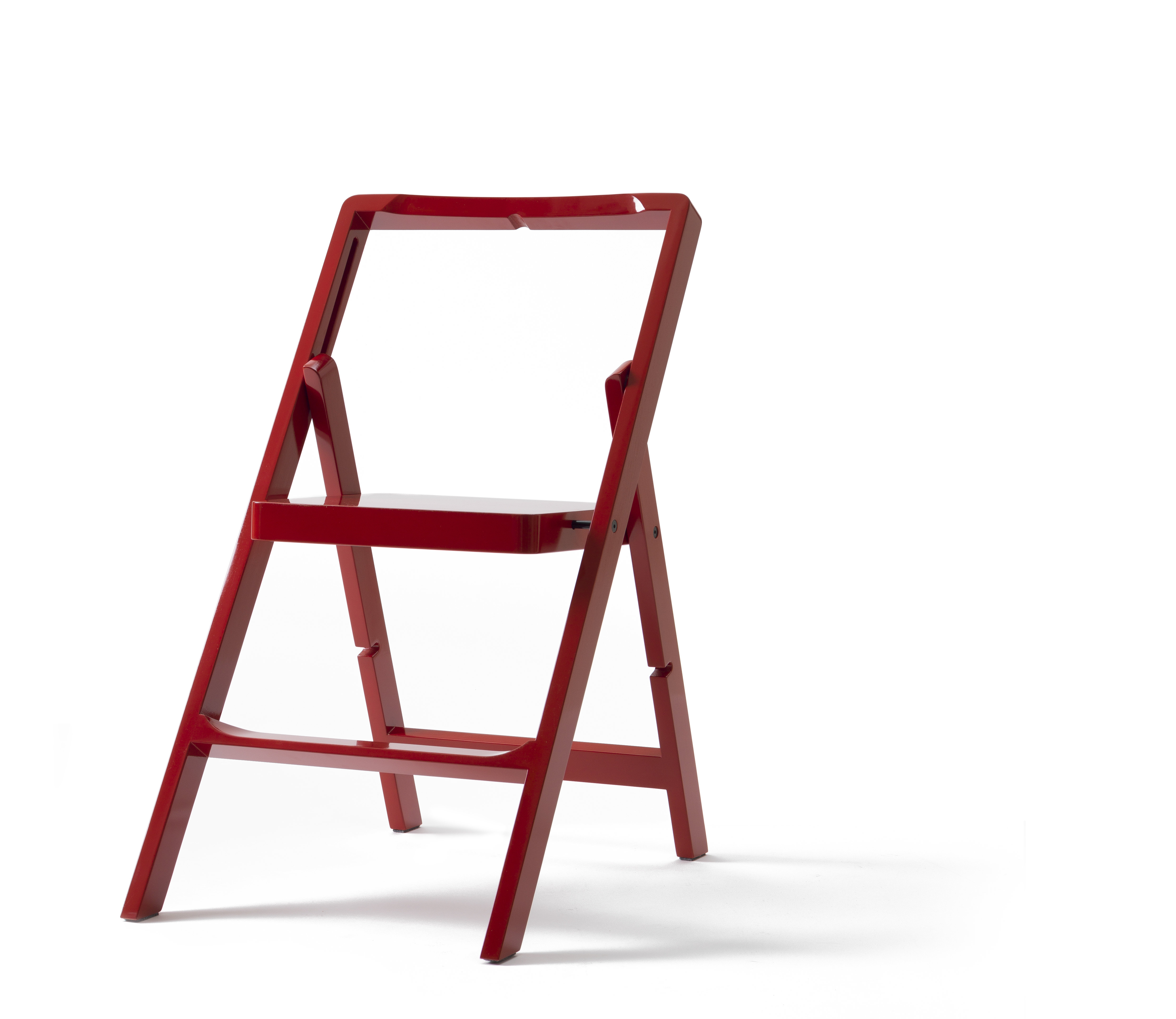 Design House Stockholm Step Mini Leiter - rot