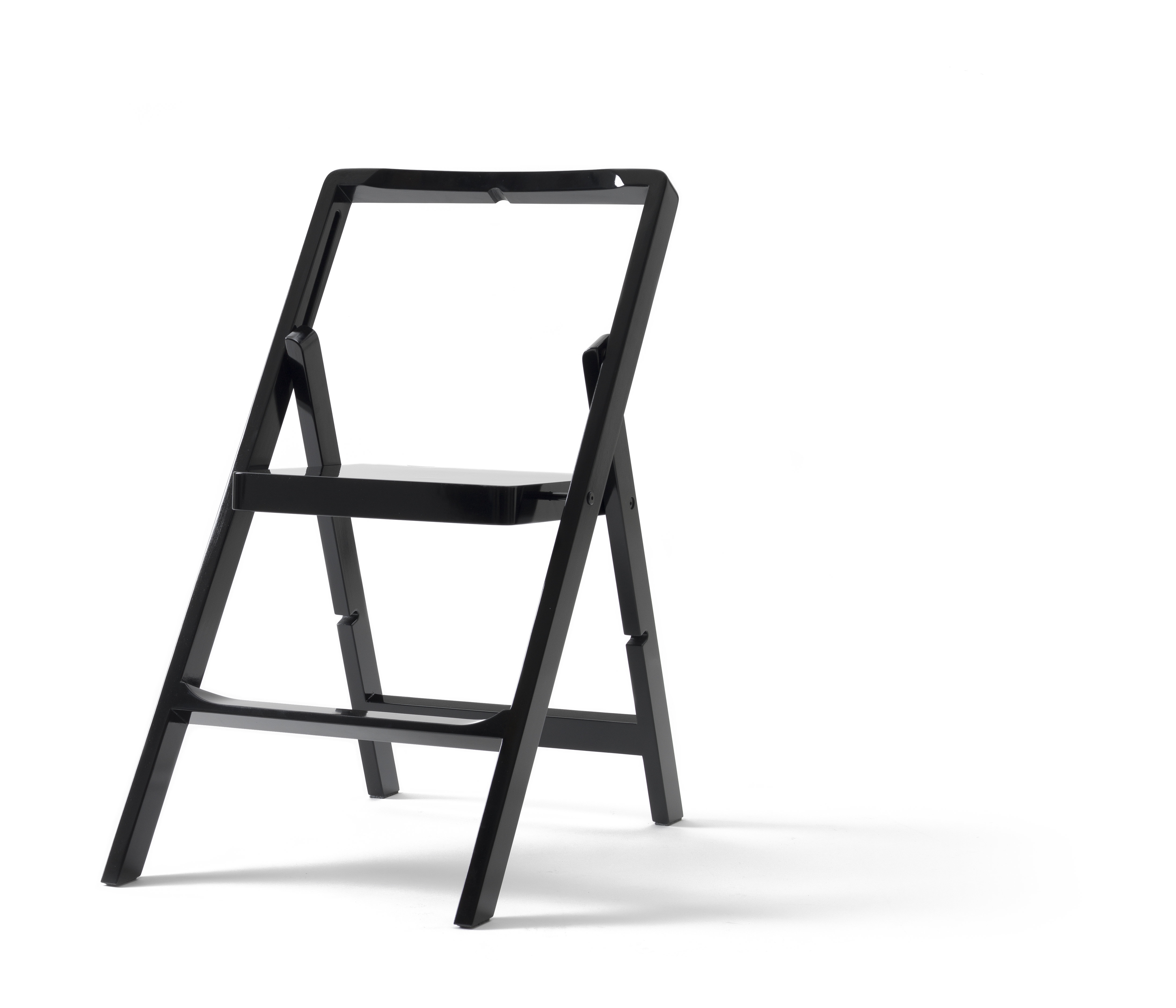 Design House Stockholm Step Mini Leiter - schwarz