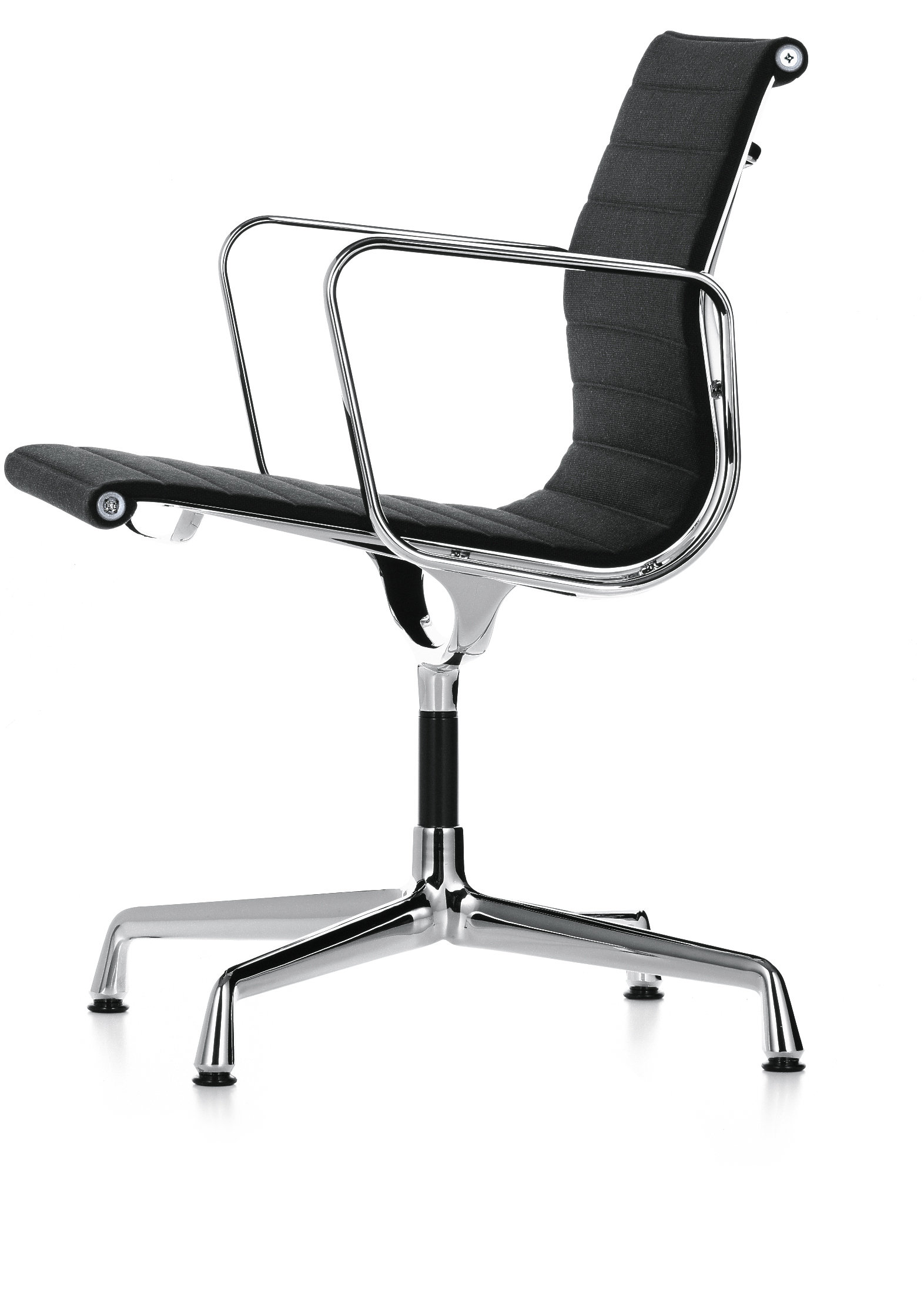 Vitra aluminium chair ea 108 shop i design for Charles eames stoel