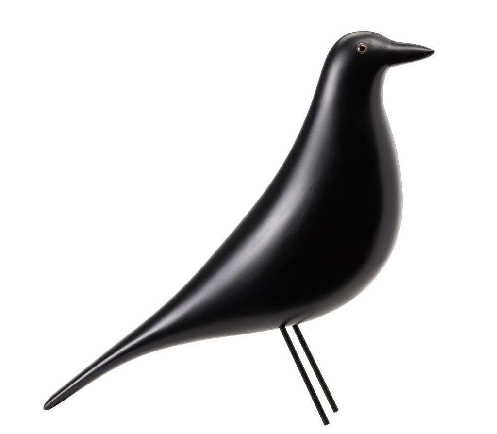 Eames House Bird - schwarz