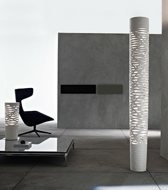 foscarini tress stilo stehleuchte shop i design. Black Bedroom Furniture Sets. Home Design Ideas