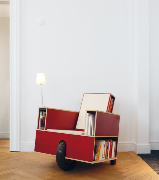 Moormann bookinist lesesessel shop i design for Design lesesessel