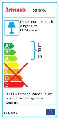 Pipe LED Wand- & Deckenleuchte